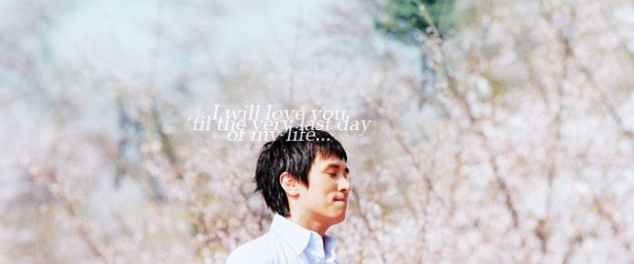 KimDongWan: 'Til My Last Day by royaltybites