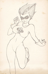 Freakazoid! gender bender by LNahuelART
