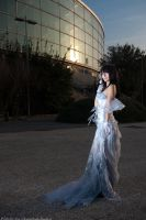 Rinoa Monty Oum Transient Princess by Eyes-0n-Me