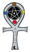 Ankh Crest - Colored by phoenixdaisy