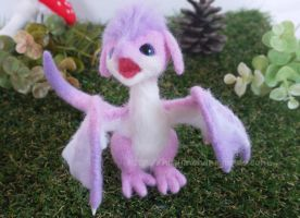 Baby dragon by sheeps-wing