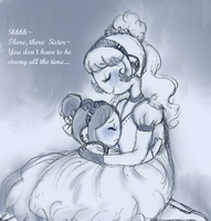 You Don't Have To be Strong All The Time... by Ask-MusicPrincess3rd