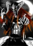 Full Hollow Ichigo by Littlechris123