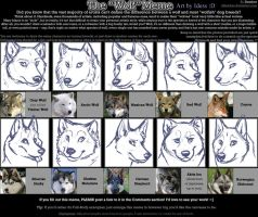 "The ""Wolf"" Meme by Idess"