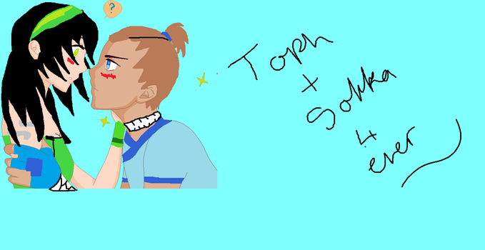 i love you toph by thebabebandit4