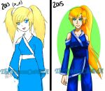 Redraw Comparison by TheFrozenCat