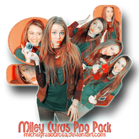 Pack png 226 Miley Cyrus by MichelyResources