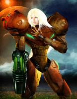 Metroid 25th Anniversary pic by sith-x