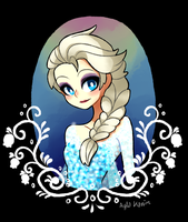 Elsa by Garkarios