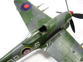 1:72 Hawker Typhoon VI by Zero-Cannard