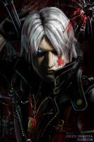 Devils Never Cry by Txikimorin