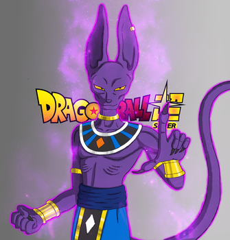 Lord Beerus the Destroyer by Melee818