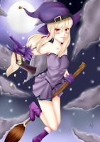 October witch by Arielle14