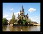 Spring in Metz by J-Y-M