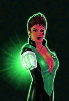 In Brightest Day by vic55b