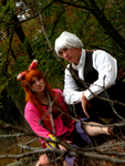 Spice and Wolf - A Rest from Travels by MadameTerraLupus