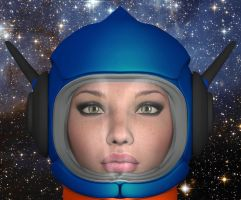 Space... by PsychedelicOrange