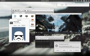 Elementary OS by iHackr