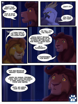 The Lost Son- Chapter 4: The Truth, page 7 by Cartoonmoviesfan