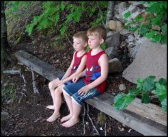 Brothers IV by Eirian-stock