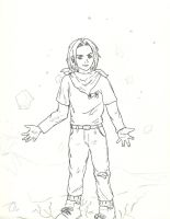 Android 17 WIP by ElfOfVirtue