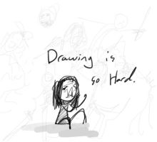 It's just so hard... by Delnum
