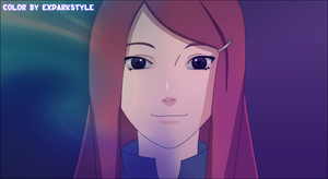 Uzumaki Kushina by exdarkstyle