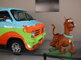 The Mystery Machine by MightyMorphinPower4
