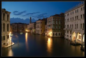 Another view from Rialto by scoiattolissimo
