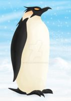 penguin 2 by Bohlen