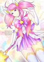 Star Guardian Lux by kirej7