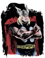 thor by JasonCopland