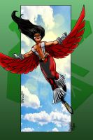 Thunderbird 11 by Teri-Minx