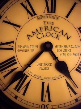 The American Clock by CheezePOP38
