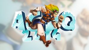 AGDQ2014 Jack and Daxter wallppaper by koyote974