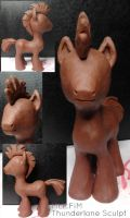 WIP: Thunderlane Sculpt by KNEECAPtain