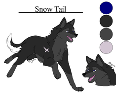 Snow Tail Refrence by Ligthingtooth