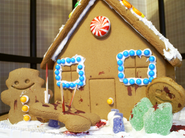 Gingerbread House Of Homicide by jwaltz