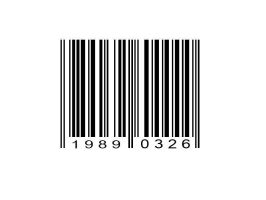 Barcode tattoo - Real numbers by cicke99