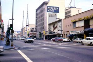 Hollywood in 1965 by SalamenceCake