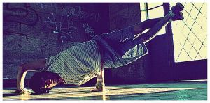 BBoy by PLasteL