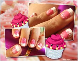 Pink Frosting by adicath
