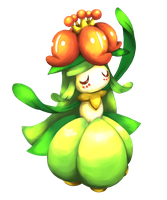 Lilligant by limb92