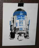 R2-D2 by isaacneale