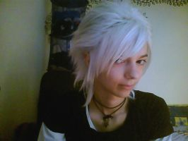 Wig test 1 by Tacuko