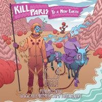 KILL PARIS by Killa-Dilla