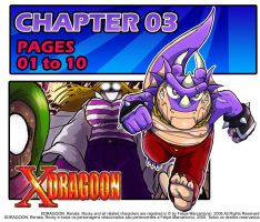 XDRAGOON 03 - Pages 01 to 10 by yuski