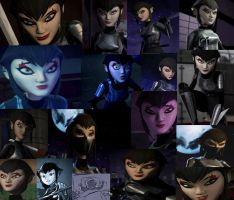 Karai Collage. by fany88rousselove