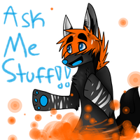 Ask Fandi! by toxicfox100
