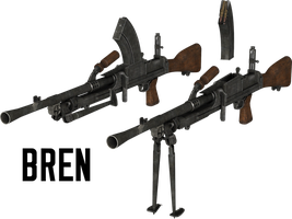 BREN - Rigged by ProgammerNetwork